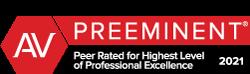 Martinedale-Hubbel Preeminent Lawyer logo