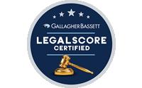 LegalScore Certified Logo